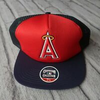 Vintage New California Angels Fitted Hat Cap 90s Anaheim Los Angeles