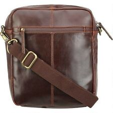 New Wilsons Leather Top Zip Leather Tablet Bag