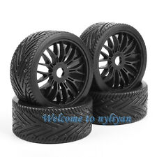 RC 4X 1:8 Off Road Tires&Wheel Rim17mm Hex For HPI HSP Traxxas Buggy Car