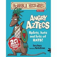 Angry Aztecs by Terry Deary (Paperback, 2014)