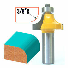 "1pc 1/2"" Sh 3/8"" Radius 1-1/4"" Cutting Diameter Round Over Router Bit sct-888"