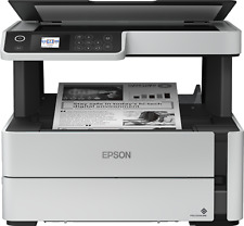 Epson EcoTank All-in-One Wired Connection Mono Printer ET-M2140