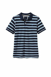 New Crew Clothing Mens Camborne Stripe Jersey Top in Multicoloured