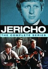 JERICHO: THE COMPLETE SERIES (1966) (4 disc) - Region Free DVD - Sealed