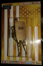 Donald Trump Vip Citizen 3/13 Dcon Exclusive Nick Kirk Special Ed 13 Karat Figur