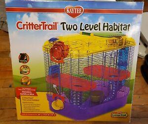 Kaytee CritterTrail Two Level Habitat