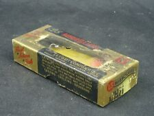 Vintage MirrOlure 52M21 Lure in box