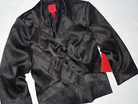 JS Collections black Bolero evening cocktail Jacket  size 12