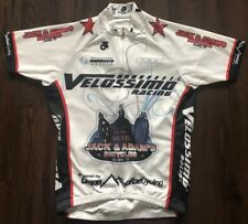 Champ-Sys Cycling Jersey Mens M Velossimo Racing Austin Texas Jack & Adams Shop