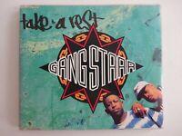 "GANG STARR : TAKE A REST - 12"" REMIX ♦ CD MAXI ♦"