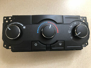 2008,2009,2010 Dodge Chrysler AC/Heater/Climate Control. New. (Charger/300)