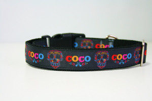 Coco Disney Dog Collar and Lead