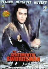 The Sentimental Swordsman - Hong Kong RARE Kung Fu Martial Arts Action movie