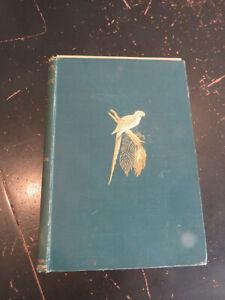 Parrots in Captivity, Greene London ca: 1884, 8 plates, volume II