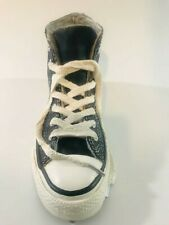 Whimsical Wall Hanging BIRD HOUSE - Converse all star Sneaker Style - Beautiful