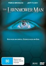 The Lawnmower Man (DVD, 2008) Pierce Brosnan - Free Post!
