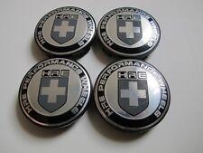 68mm Back clip 65mm Car Wheel Center HUB Cap Curve Badge EMBLEM C/Bk HRE BHolder