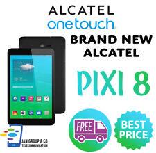 Brand New Alcatel OneTouch Pixi8 1221 - UNLOCKED