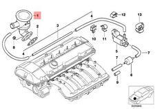 Genuine BMW E38 E39 Sedan EGR Valve Exhaust Gas Recirculation OEM 11727540468