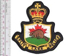 Tribal Police Canada First Nation Split Lake Cree Service de Police Premiere Nat
