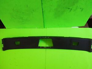 2011  BMW Z4 E89  REAR ROLL BAR PLASTIC COVER TRIM PANEL SEATS USED 10 11 12 13
