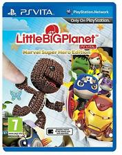 Little Big Planet Marvel Super Hero Edition PS Vita **FREE UK POSTAGE!!**