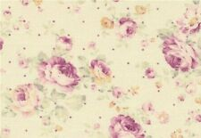 Cottage Shabby Chic Lecien Durham Quilt Floral Fabric 31337L-110 BTY