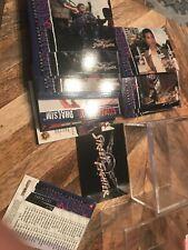 STREET FIGHTER MOVIE 1994 UPPER DECK COMPLETE BASE CARD SET OF 90