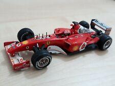 Michael Schumacher 2002 Ferrari F2002 F1 1:43