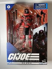 Hasbro GI Joe Classified Red Ninja Action Figure