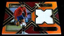 2017-18 Panini Select Soccer Xfractor Memorabilia Orange Alvaro Morata  31/75