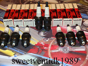 'NOS' Ford 'Autolite' BRF-32 Spark Plugs....Shelby, Mustang, Torino, Cougar..+.