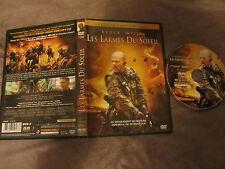 Les larmes du soleil de Antoine Fuqua(Bruce Willis,Monica Bellucci), DVD, Guerre