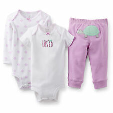 "Carter's 3-piece set ""I Am Loved"" - GBC-670 (Turtle), Size: 9 months"