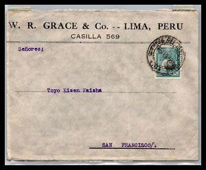 GP GOLDPATH: PERU COVER 1921 _CV743_P09