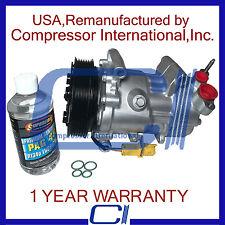 2009-2012 Mini Cooper OEM Reman A/C Compressor