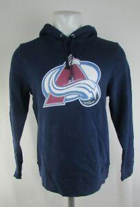 Colorado Avalanche NHL Fanatics 29 Nathan MacKinnon Men's Pullover Sweatshirt