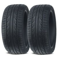 2 New Lexani LXUHP-207 285/35ZR18 101W XL All Season Ultra High Performance Tire