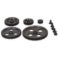 Set of 5 Durable Plastic Gears