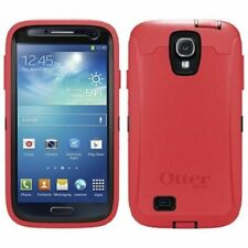 OtterBox Defender Series Case and Holster for Samsung Galaxy S4  Raspberry