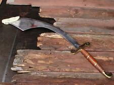 Fire Sword, Moorish Scimitar, Balanced Sword Belly Dancing Head Balancing
