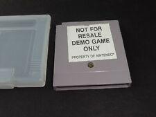 Donkey Kong NFR Not For Resale Cart Nintendo Game Boy Gameboy ☆☆RARE!!☆☆