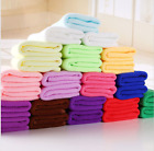 1/10P 30*30 Microfiber Kitchen Cloths AutoCar Home Dry Polishing Cleaning Towels