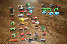 9 Wooden 39 Metal Die Cast Thomas Take Along Train Pieces 48 Total Pieces