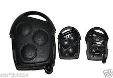 3 Tasten ZV Gehäuse für Funkschlüssel Fernbedienung Ford Focus Mondeo CASE KEY