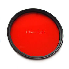 67mm M67 Full Color Red Filter DIVE for Camera Lens Conversion with thread mount