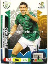 Adrenalyn XL EURO EM 2012 - Stephen Ward - Irland