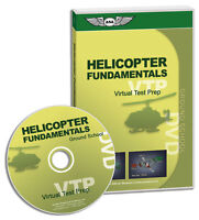 NEW ASA Virtual Test Prep for Helicopters | ASA-VTP-HELI