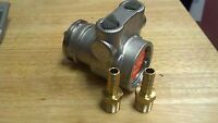 PROCON, PUMP, STAINLESS STEEL, 15 TO 140 GPM, 250 MAX PSI, 3/8 NPT