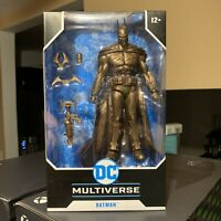 NYCC BATMAN Bronze Edition DC Multiverse : Arkham Asylum ON HAND!! - LIMITED